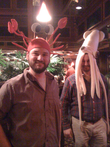 Kevin has a crab hat. Your argument is invalid.