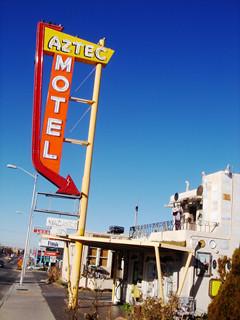 Aztec Motel #2