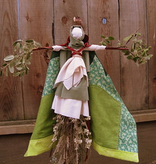 St. Brigid Doll