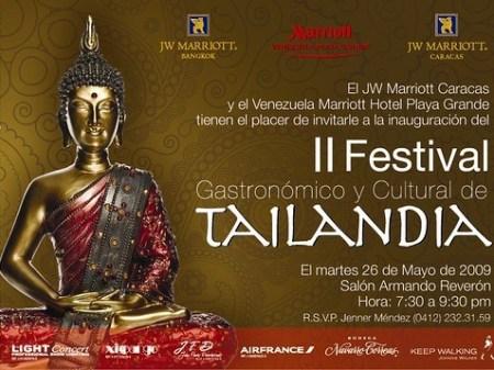 INVITACI?N FESTIVAL DE TAILANDIA