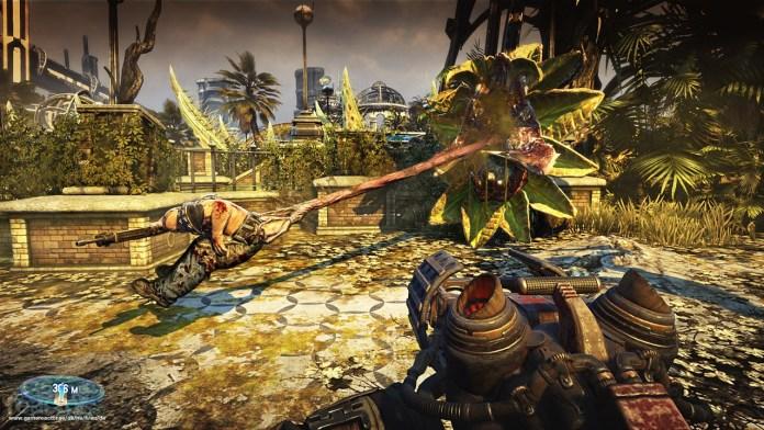 গেমস জোন: Bulletstorm (2011)