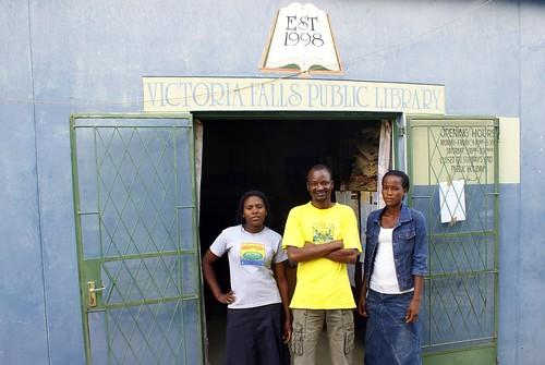 Victoria Falls Public Library