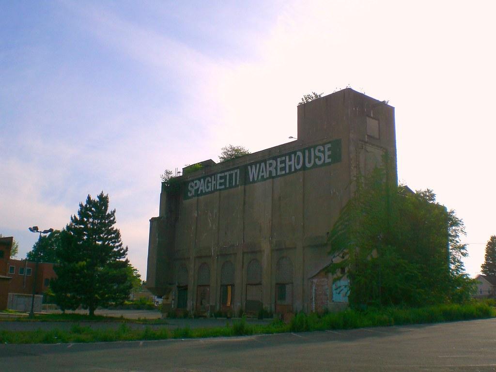 Spaghetti Warehouse, Hartford