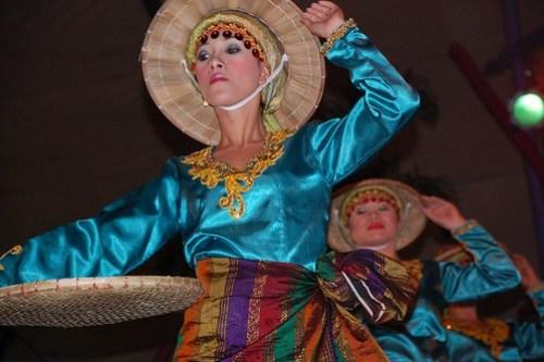 Hinugyaw Festival in Intramuros