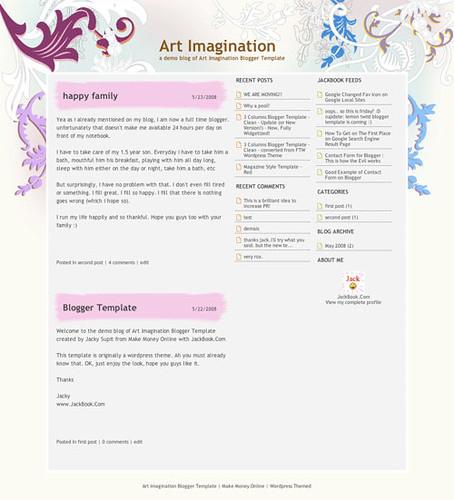 50 (Most) Beautiful Blogger Templates blogger এর জন্য আরো ২৫টি জটিল টেম্পলেট [ডেমো সহ]