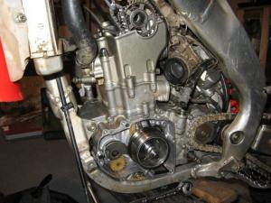 Crank rebuild part 2 FINALLY!  CRF's Only Forums