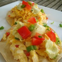 Breakfast Chalupas!