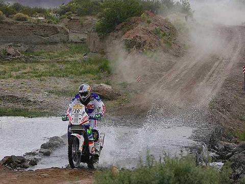 Chaleco Lopez Dakar 09 5 by you.