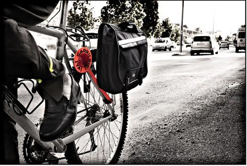 Carril Bici Ya Autor Rafael Fernandez