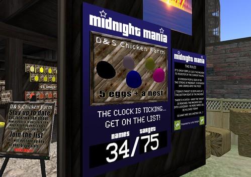 Midnight Mania