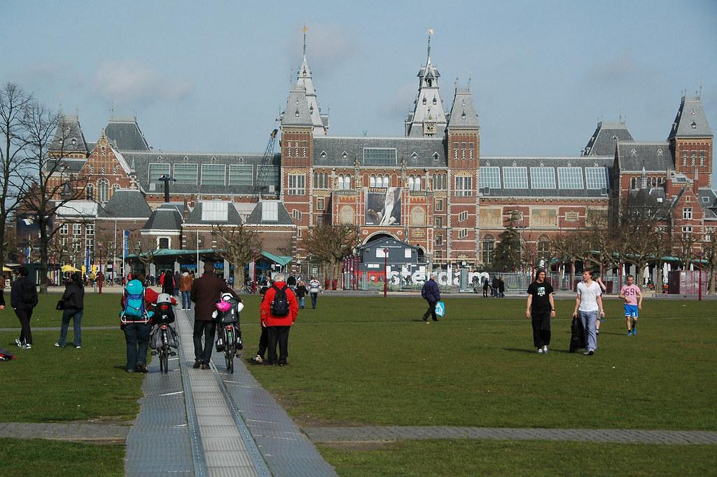 博物館廣場, Museumplein