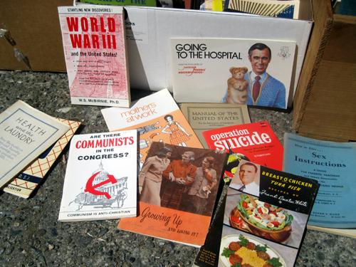 Fascinating pamphlets