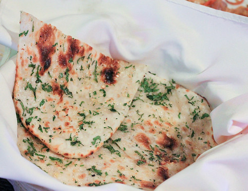 Garlic Naan a Legend of India