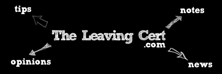 the leaving cert design