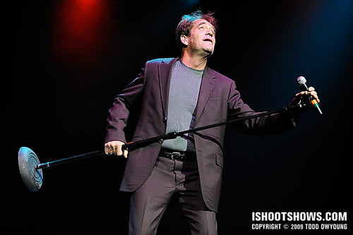 Huey Lewis & the News -- 2009.01.18