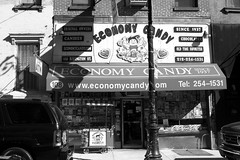 Economy Candy shop