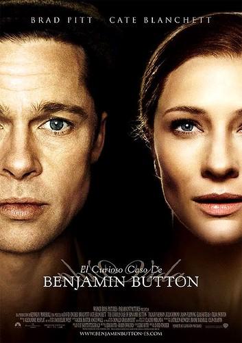 El curioso caso de Benjamin Button (12) por ti.