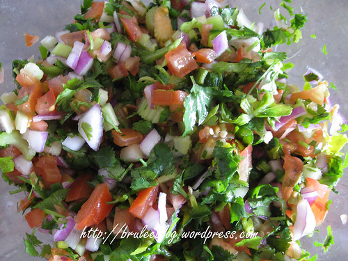 Salsa fresca with a twist