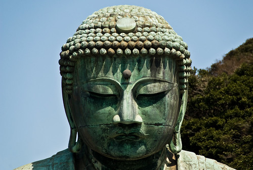 Giant statue of Buddha