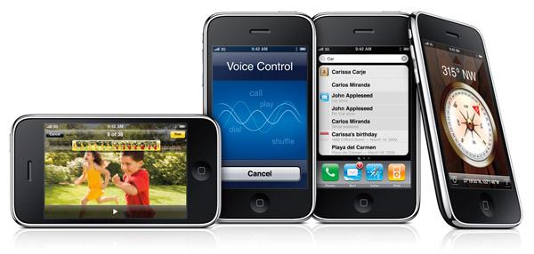 iPhone 3G S, objeto de deseo