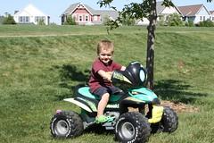 Luke 4-Wheeling