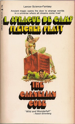 The Carnelian Cube (1970)