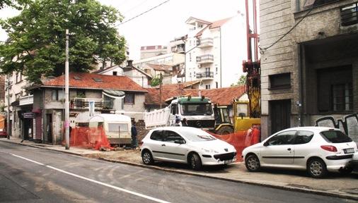 vracar demolition