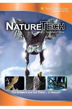 NatureTech DVD Cover