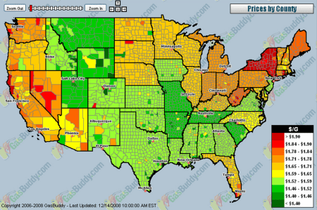 NY_gasoline_price_US_map_2008Dec