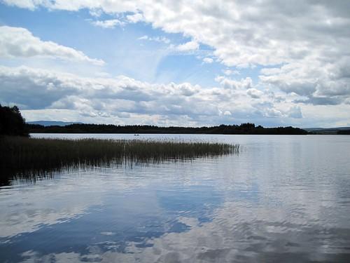 Lake statt Loch