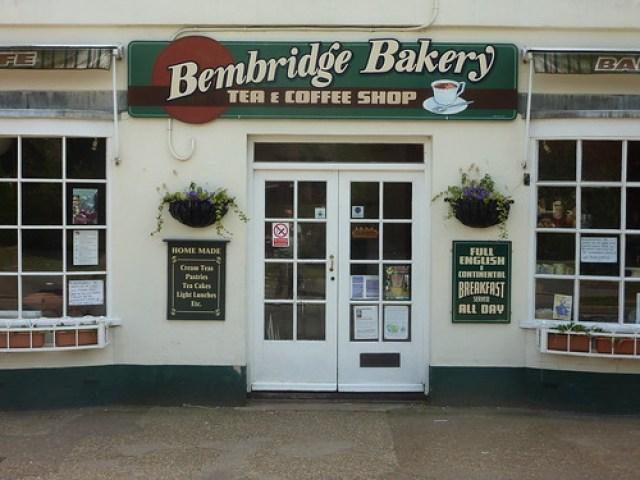 Bembridge Bakery Isle of Wight