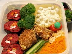 Végétarien, Bento, Recettes, Cuisine, Zoé