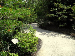 path to meditation gardens