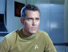 Original Captain Pike star trek