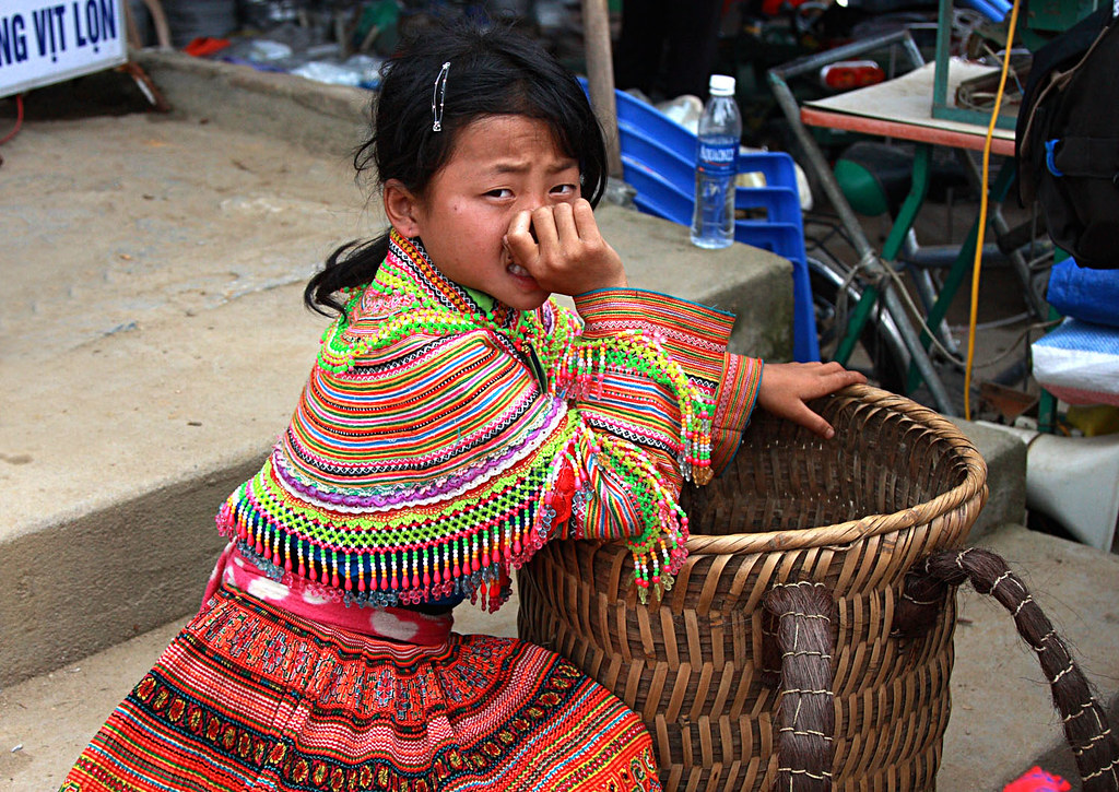 Bac Ha, Sunday Market