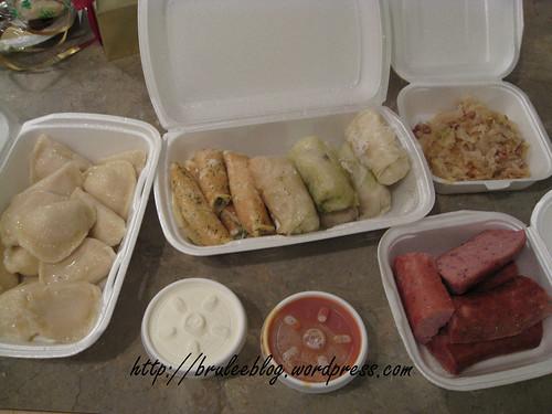 Shumka meal