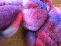 Purple-ly, lovely BFL
