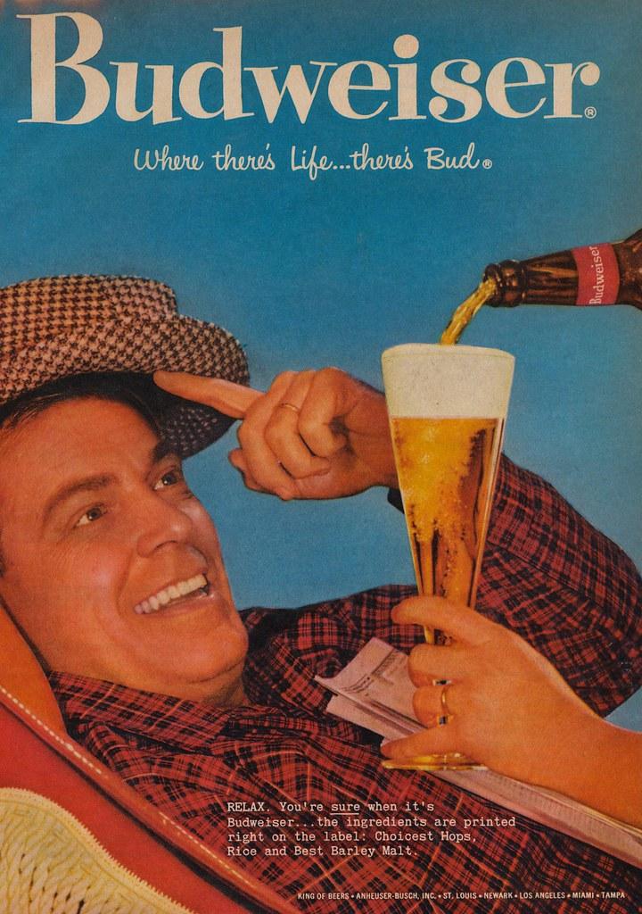 A bunch of vintage beer ads  ShockBlast