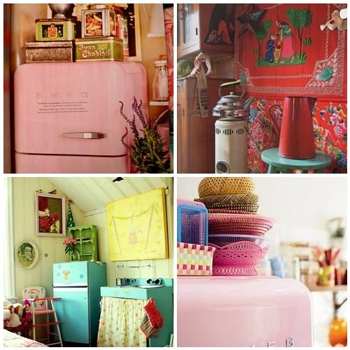I want a pink Smeg!