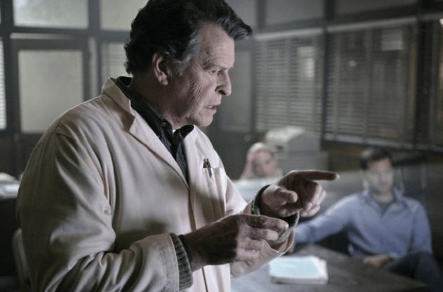 John Noble as Walter Bishop