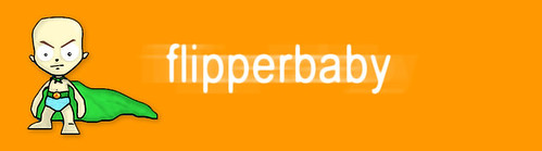 flipperbaby logo