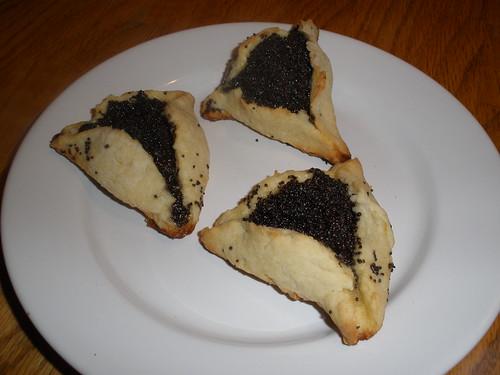 Poppy Seed Hamantaschen