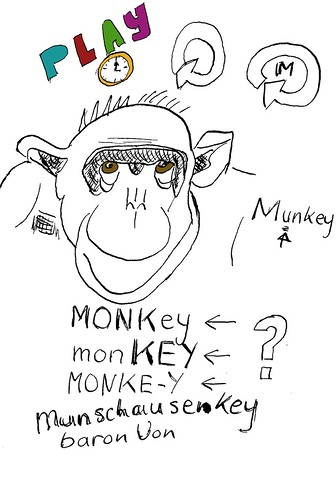 Monkeying around