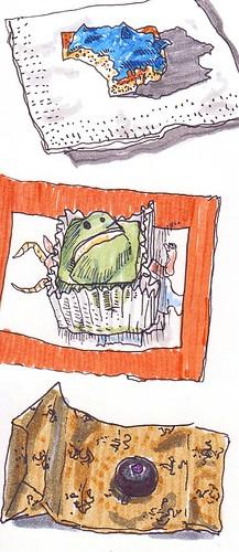 Illustration Friday: Craving