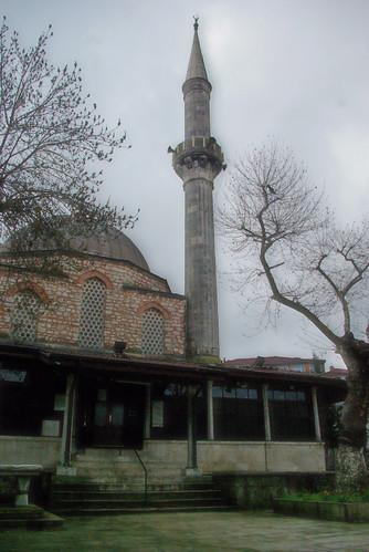 Çinili Camii, Tiled Mosque, Cinili Mosque, Üsküdar District, İstanbul, Pentax K10d