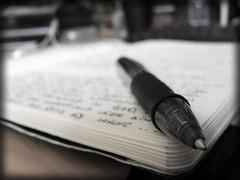 Writing!