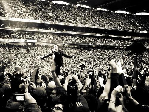 U2 - Croke Park - Dublin - 27 July 2009 by Stephane Rossignol, on Flickr