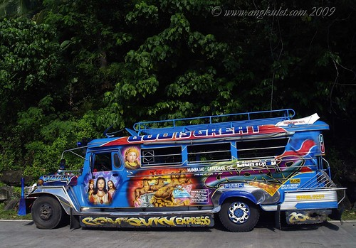 Our jeepney service in Camiguin