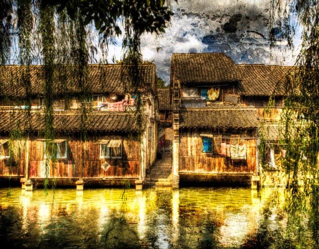 Wuzhen: Water Livin'.
