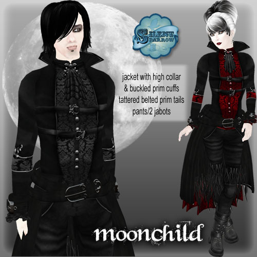 moonchild suit, new at ~silentsparrow~